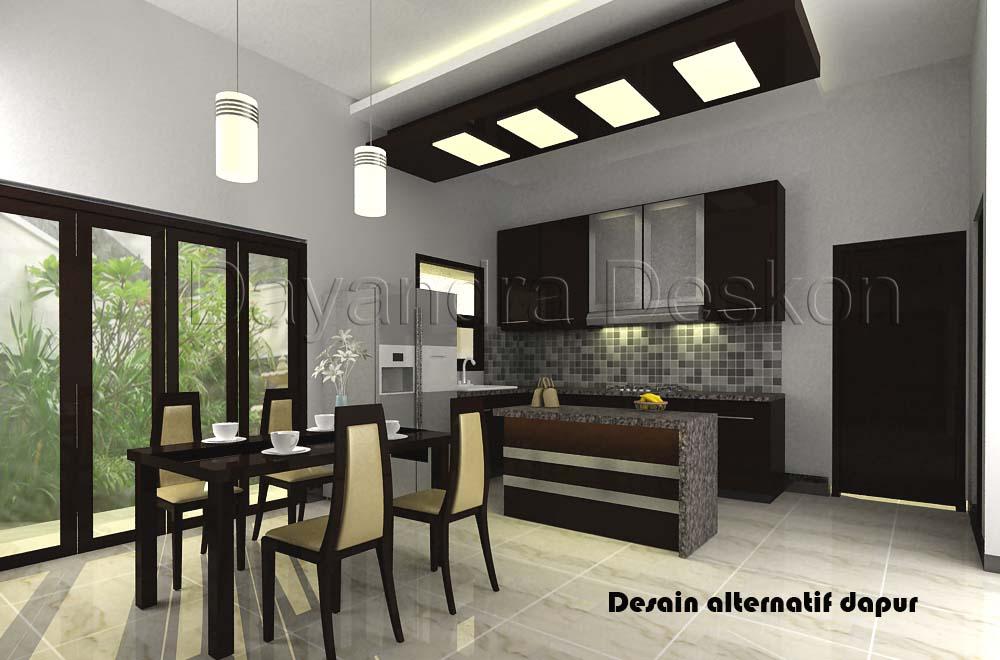 Desain ruang dapur info desain dapur 2014 for Peralatan kitchen set